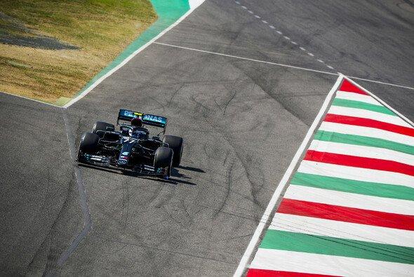 Valtteri Bottas fuhr Bestzeit im 1. Freien Training zum Toskana GP in Mugello - Foto: LAT Images