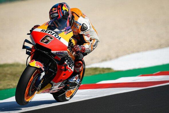 Stefan Bradl testete das Funk-System am Freitag in Misano - Foto: MotoGP.com