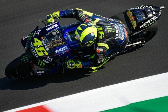 Valentino Rossi bleibt der MotoGP 2021 erhalten - Foto: MotoGP.com