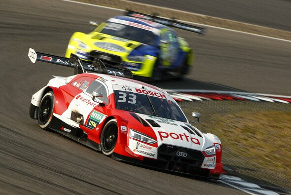 Die DTM gastiert an zwei aufeinanderfolgenden Wochenenden auf dem Nürburgring - Foto: DTM