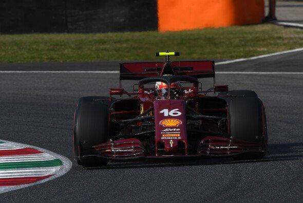 Charles Leclerc überraschte im Formel-1-Qualifying in Mugello mit Startplatz fünf - Foto: Ferrari