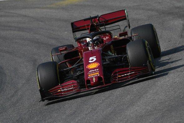 Sebastian Vettel musste sich in der Mugello-Qualifikation ein weiteres Mal gegen Leclerc geschlagen geben - Foto: Ferrari