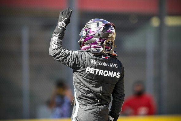 Lewis Hamilton stellte sich in Mugello nur knapp auf die Pole - Foto: LAT Images