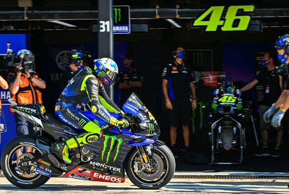 In der Yamaha-Box fehlen an diesem Wochenende sechs Ingenieure - Foto: MotoGP.com