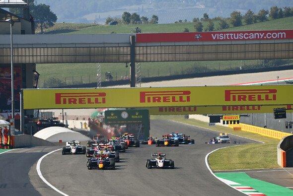 Die Formel 3 startet 2020 in ihre dritte Saison - Foto: LAT Images