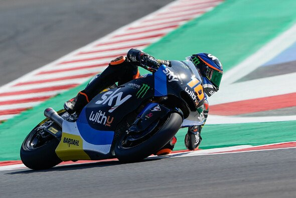 Luca Marini hält Kurs auf den WM-Titel - Foto: MotoGP.com