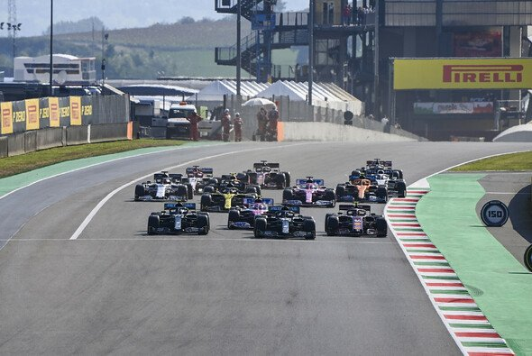 Die Formel 1 fuhr an diesem Wochenende in Mugello - Foto: LAT Images