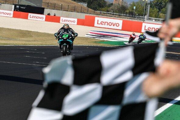 Franco Morbidelli holte seinen ersten Sieg - Foto: MotoGP.com