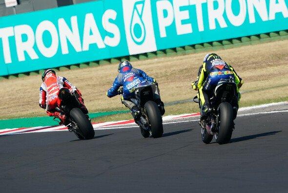 Wer schnappt sich den zweiten Misano-Sieg? - Foto: MotoGP.com
