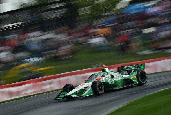 Colton Herta holte in Mid-Ohio seinen ersten IndyCar-Saisonsieg - Foto: IndyCar