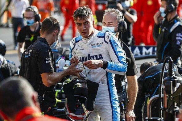 George Russell konnte sein Pech nach dem Formel-1-Rennen in Mugello kaum fassen - Foto: LAT Images
