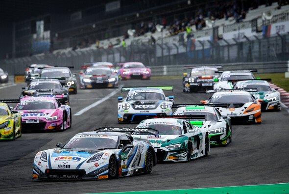 Callaway Competition hat in Hockenheim ein Heimspiel - Foto: ADAC Motorsport