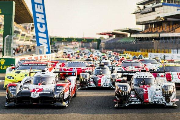Die WEC-Saison 2021 umfasst nach aktuellem Stand nur sechs Rennen - Foto: LAT Images