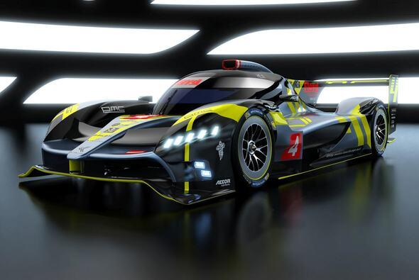 So sieht das Hypercar von ByKolles für 2021 aus - Foto: ByKolles