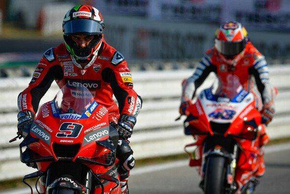 Ducati verpflichtet sind langfristig in der MotoGP - Foto: MotoGP.com