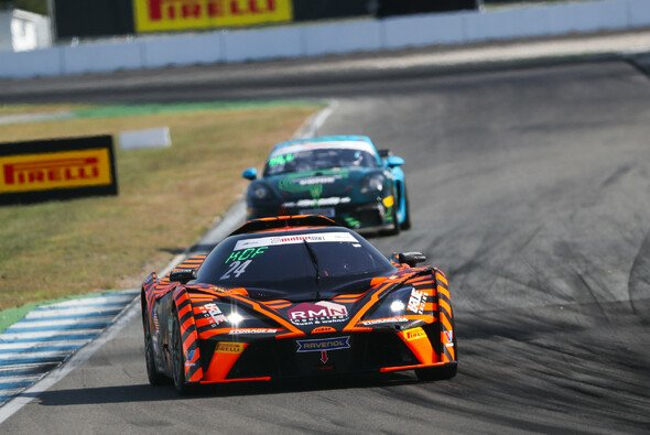 Siegerwagen in Hockenheim: Der KTM X-Bow GT4 Evo von True Racing - Foto: ADAC GT4 Germany