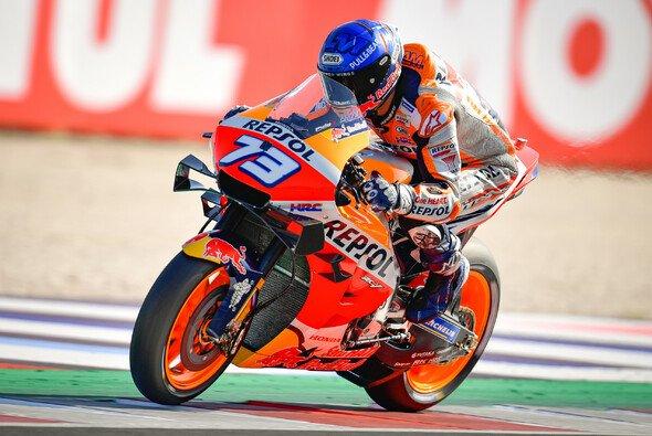 Alex Marquez überraschte in Misano - Foto: MotoGP.com
