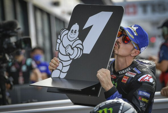 Maverick Vinales holte seinen ersten Saisonsieg - Foto: MotoGP.com