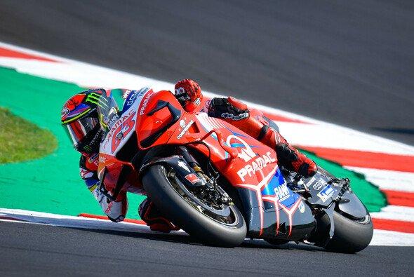 Bagnaia stürzte 2020 auf Platz eins liegend - Foto: MotoGP.com