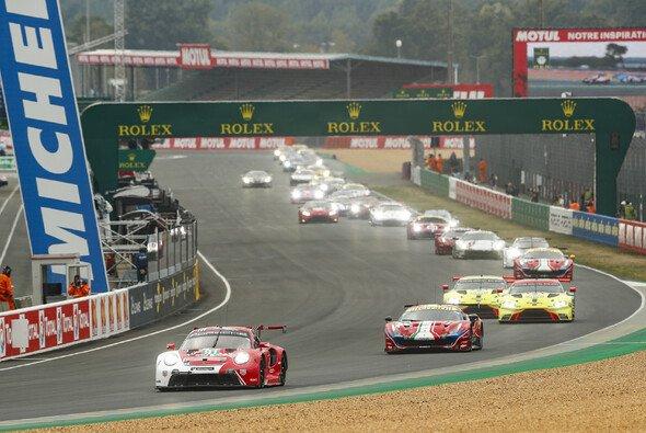 Für das Porsche GT Team gab es bei den 24h Le Mans 2020 nichts zu holen - Foto: Porsche AG