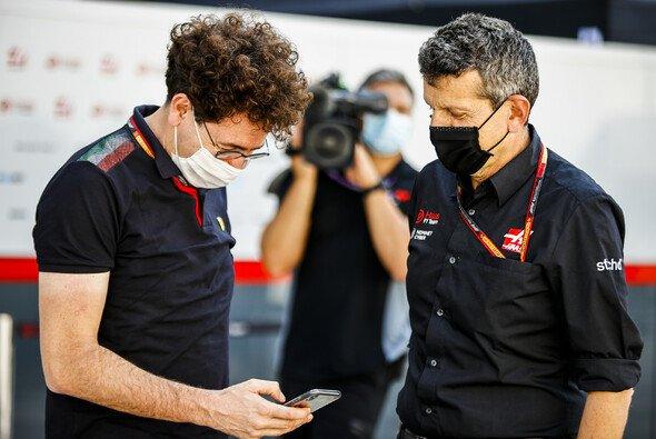 Ferrari unterstütz Kunde Haas ab der Formel-1-Saison 2021 mit noch mehr Knowhow - Foto: LAT Images