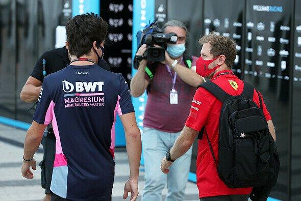 Dient Sebastian Vettel nicht nur Aston Martin, sondern auch Lance Stroll als Image-Politur? - Foto: LAT Images