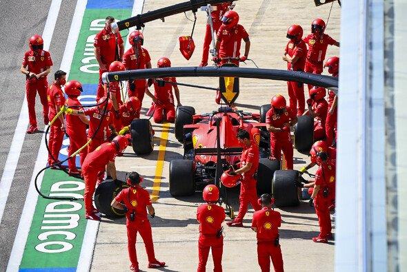 Ferraris Formel-1-Personal wird 2021 schrumpfen müssen - Foto: LAT Images
