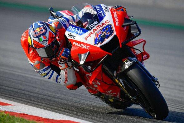 Jack Miller holte die Bestzeit am Freitag - Foto: MotoGP.com