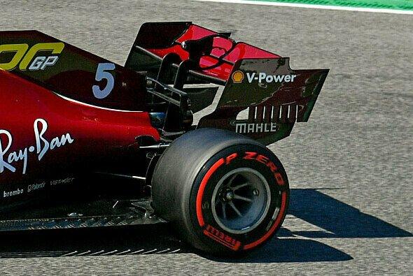 Ferrari hat für die Formel-1-Saison 2021 das Heck im Fokus - Foto: LAT Images
