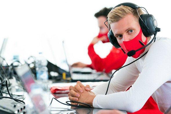 Mick Schumachers Formel-1-Debüt am Nürburgring fiel ins Wasser - Foto: Ferrari