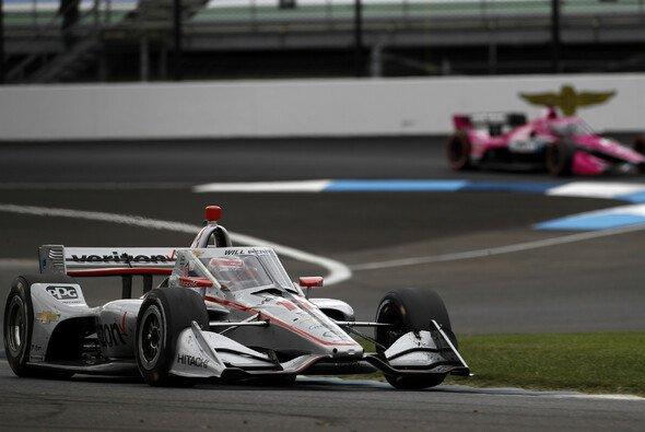 Will Power setzte sich beim dritten Indy-Rundkurs-Rennen durch - Foto: LAT Images
