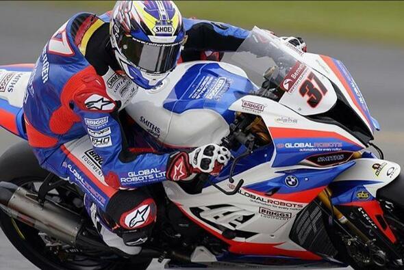 Markus Reiterberger hatte Probleme in Donington - Foto: Bennetts British Superbike