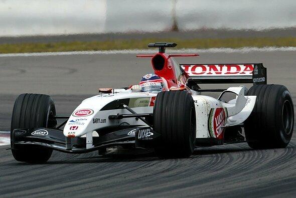 Indy-500-Sieger Takuma Sato hält den absoluten Streckenrekord der Formel 1 auf dem Nürburgring - Foto: LAT Images