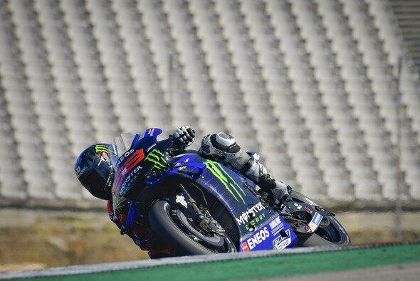 Jorge Lorenzo fährt nach acht Monaten wieder ein MotoGP-Bike - Foto: Yamaha