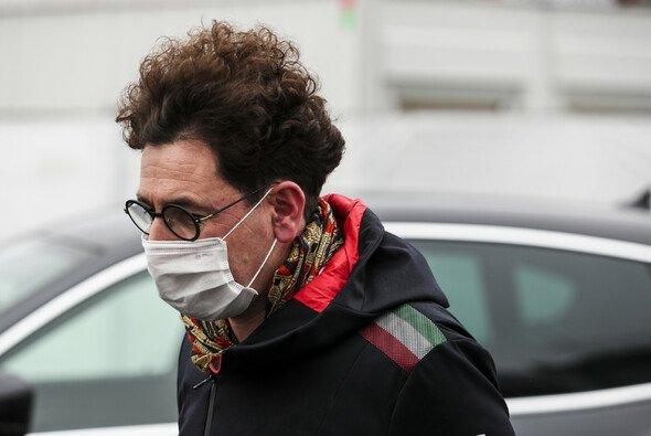Mattia Binotto fehlt bei der Formel 1 in der Türkei - Foto: LAT Images