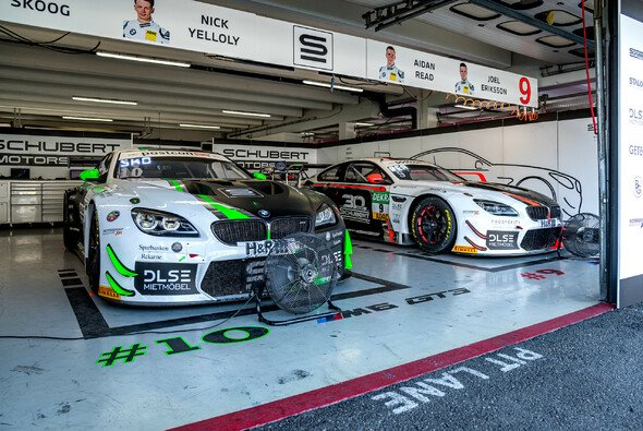 Schubert Motorsport greift beim Heimspiel an - Foto: Mario Bartkowiak