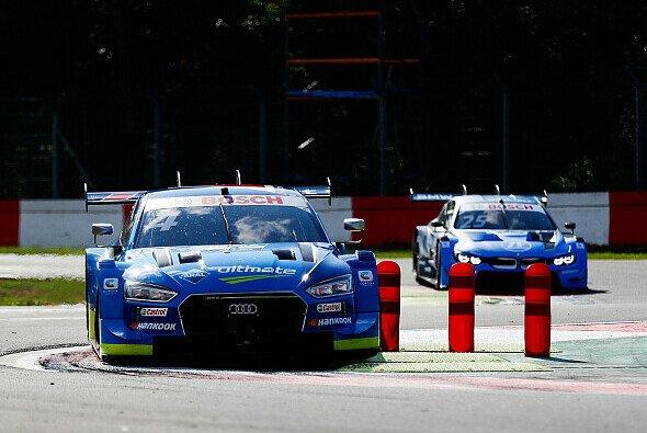 Robin Frijns fällt im Sonntagsrennen in Zolder vorzeitig aus - Foto: Audi Communications Motorsport