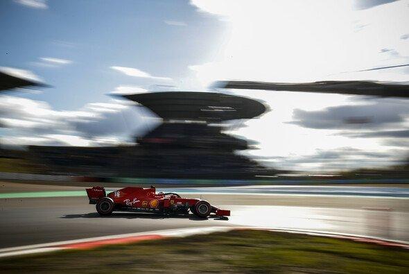 Charles Leclerc fuhr auf dem Nürburgring ein starkes Qualifying - Foto: LAT Images