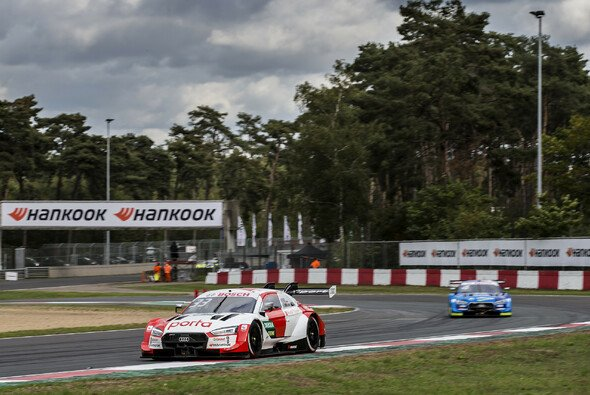 Hankook ist exklusiver Reifenausstatter der DTM und der DTM Trophy - Foto: DTM
