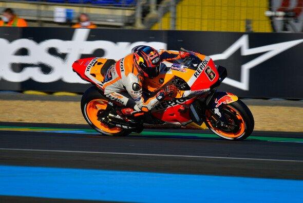 Stefan Bradl ließ unter anderem Fabio Quartararo hinter sich - Foto: MotoGP.com