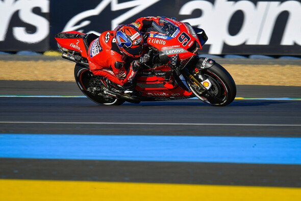 Danilo Petrucci feiert in Le Mans seinen ersten Saisonsieg - Foto: MotoGP.com