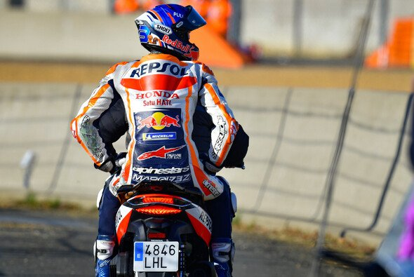 Alex Marquez war einer der Gestürzten - Foto: MotoGP.com