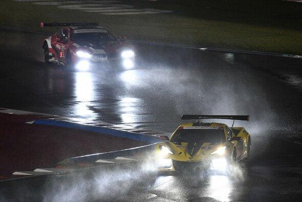 Corvette hatte am Ende gegen BMW die Nase vorn - Foto: LAT Images