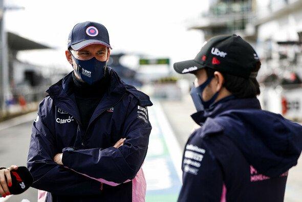 Nico Hülkenberg und Sergio Perez machen sich Hoffnungen auf einen Red-Bull-Platz - Foto: LAT Images