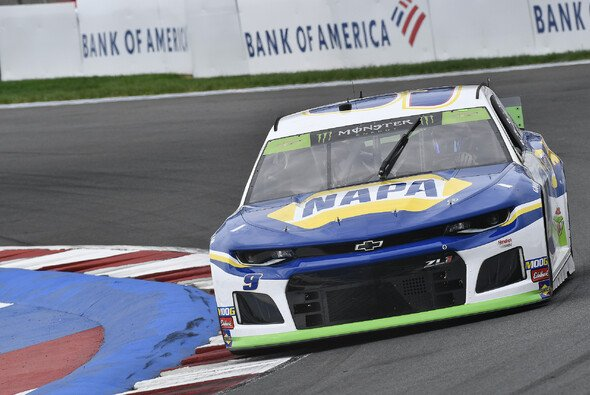 King of the Road: Chase Elliott - Foto: LAT Images