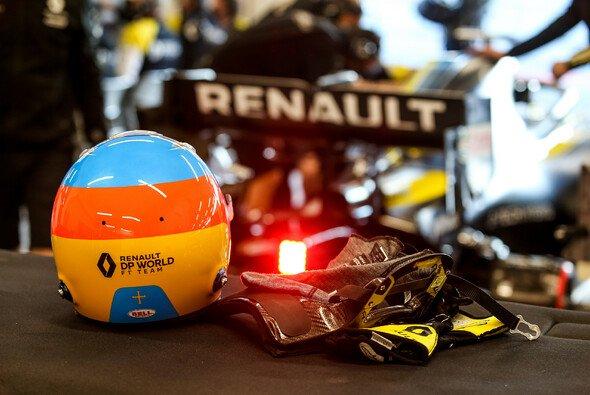 Renault sieht die Formel 1 als besseren Werbeträger für E-Mobilität als die Formel E - Foto: Renault F1 Team