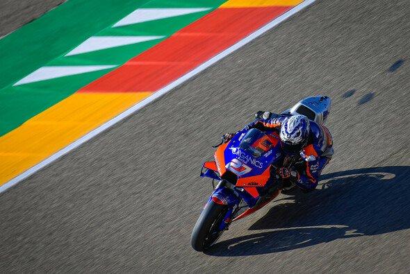 Iker Lecuona ist beim zweiten Valencia-Rennen wieder mit am Start - Foto: MotoGP.com