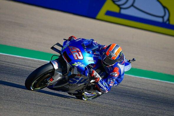 Alex Rins hat in Aragon Alex Marquez niedergerungen - Foto: MotoGP.com
