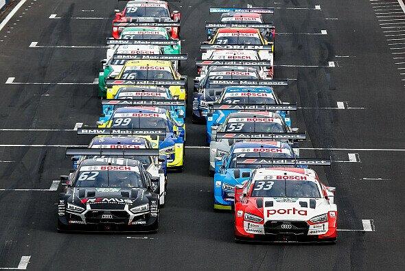 Fliegende Indy-Starts und Fahrhilfen in den GT3-Autos: Das ist die DTM 2021 - Foto: Audi Communications Motorsport