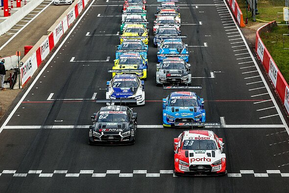 Die DTM zum zweiten Rennwochenende in Zolder: Was bisher geschah - Foto: Audi Communications Motorsport